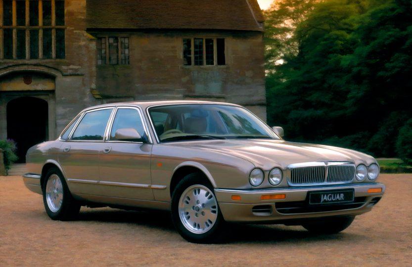 Легендарный Jaguar XJ6