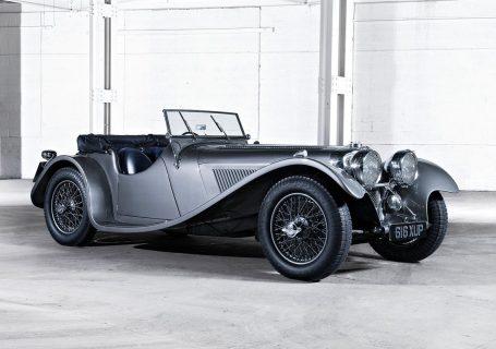 SS Jaguar 100 1935 года