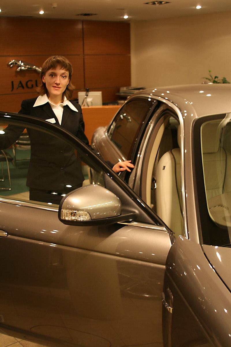 Ольга Сильянова - Jaguar