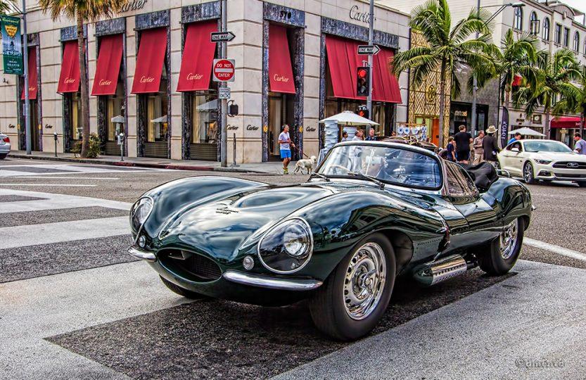 История рождения легенды - Jaguar XKSS