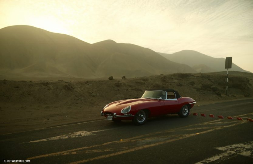 Путешествие без границ - Jaguar E-Type