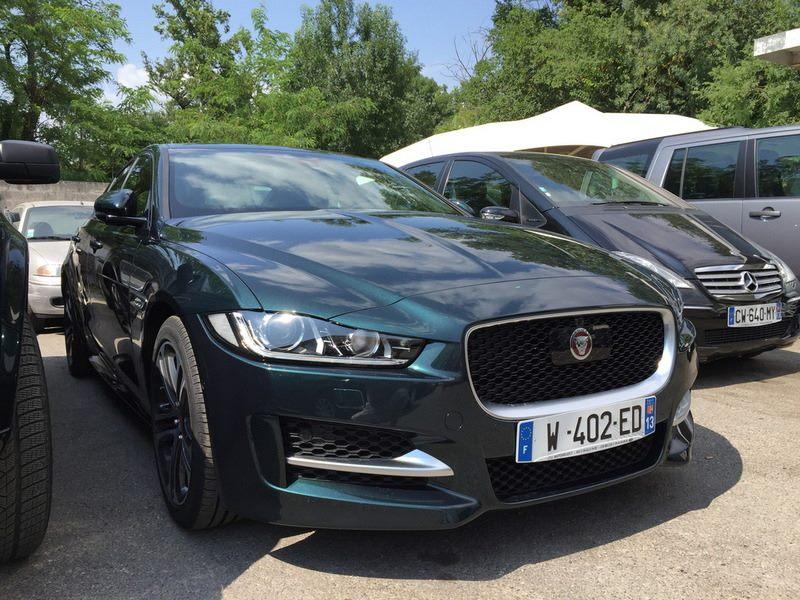 Jaguar British Racing Green