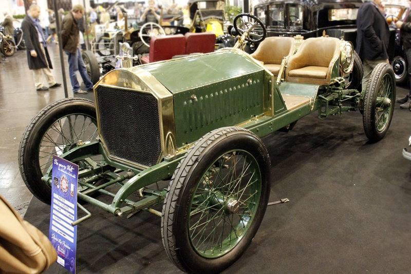 Цвет British Racing Green