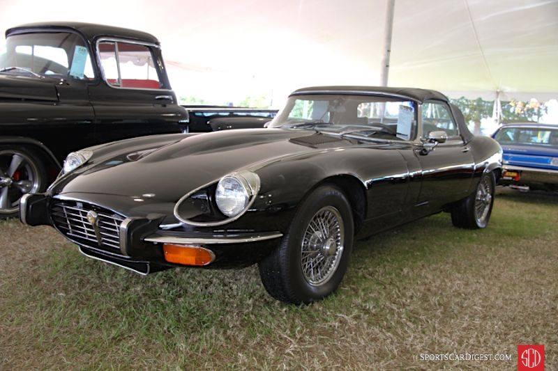 Аукционный Jaguar - автомобиль мечты