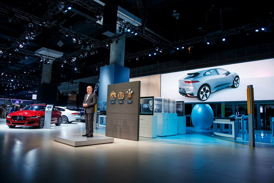 Jaguar Show