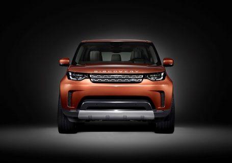 Главное в рождественских поездках - Land Rover Discovery