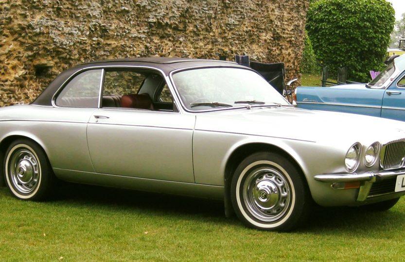 Флагман в эпоху перемен - Jaguar XJ