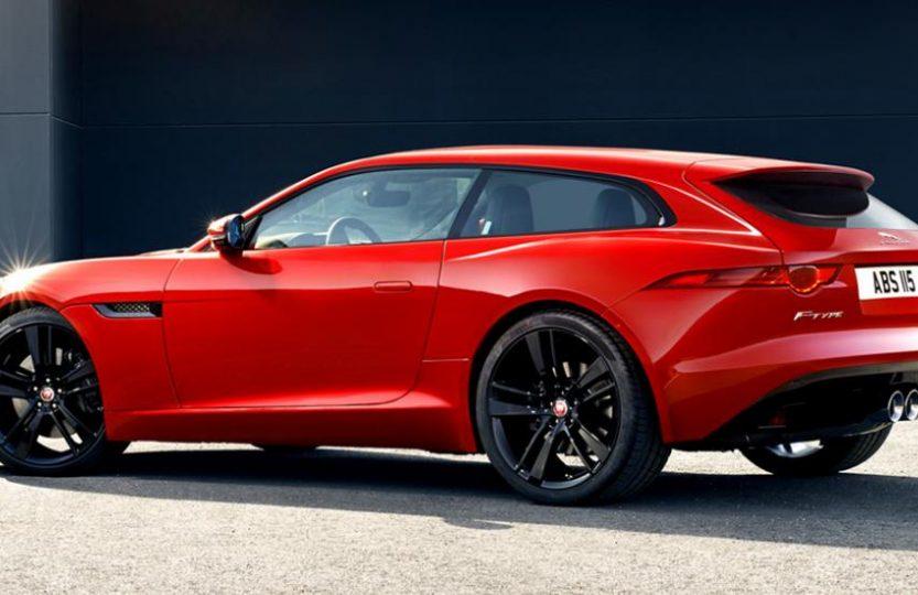 Jaguar F-Type Shooting Brake