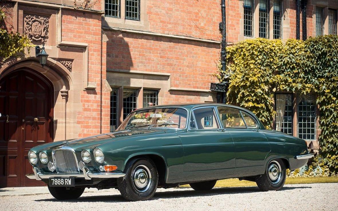 Jaguar Mark X сэра Уильяма Лайонса