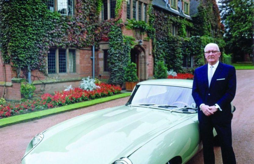 Уильям Лайонс и Jaguar E-Type