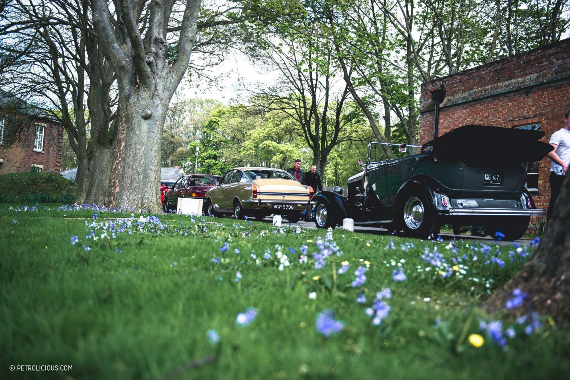 Фестиваль автомобилей прошлого