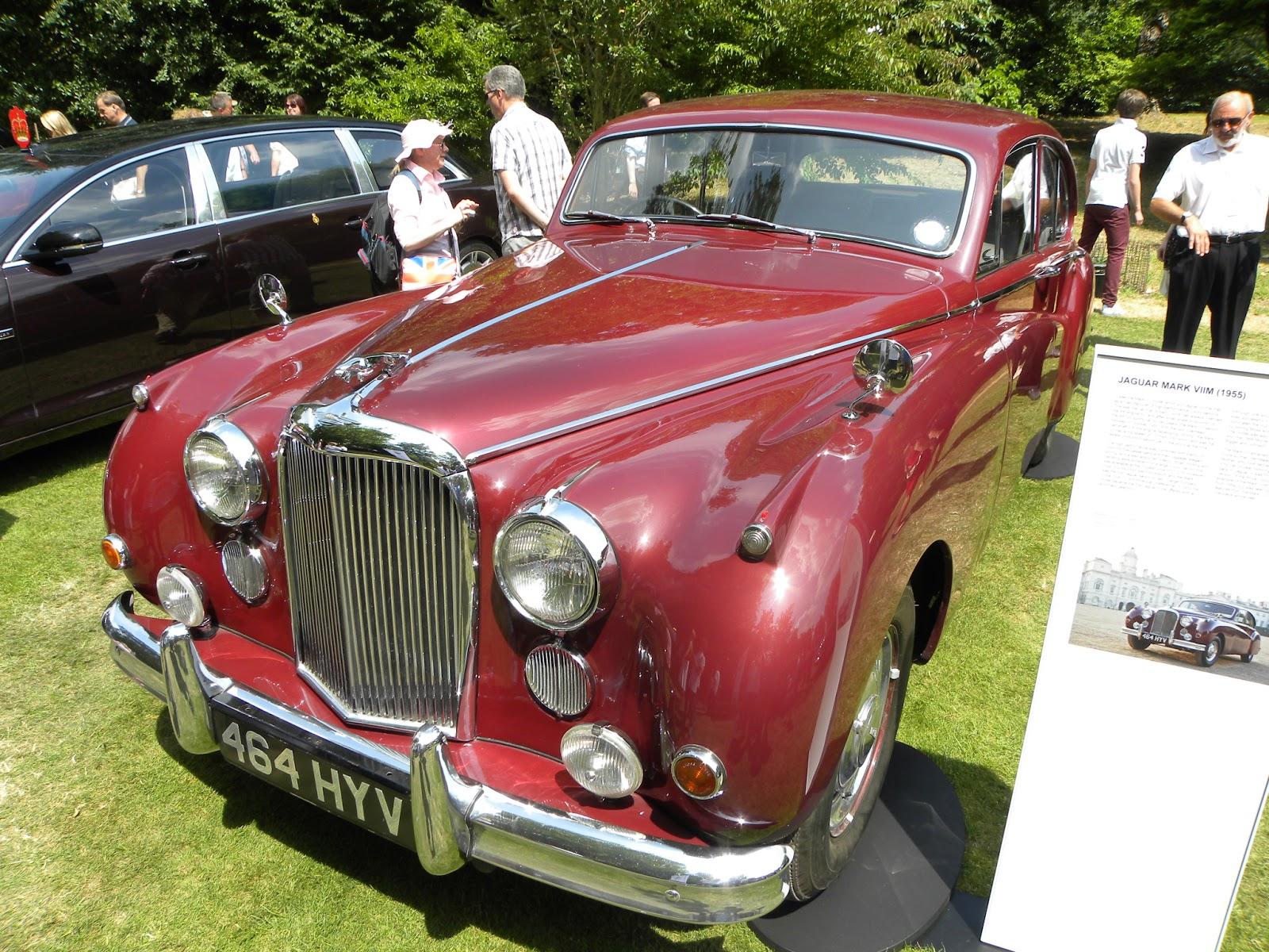Jaguar MK VIIM