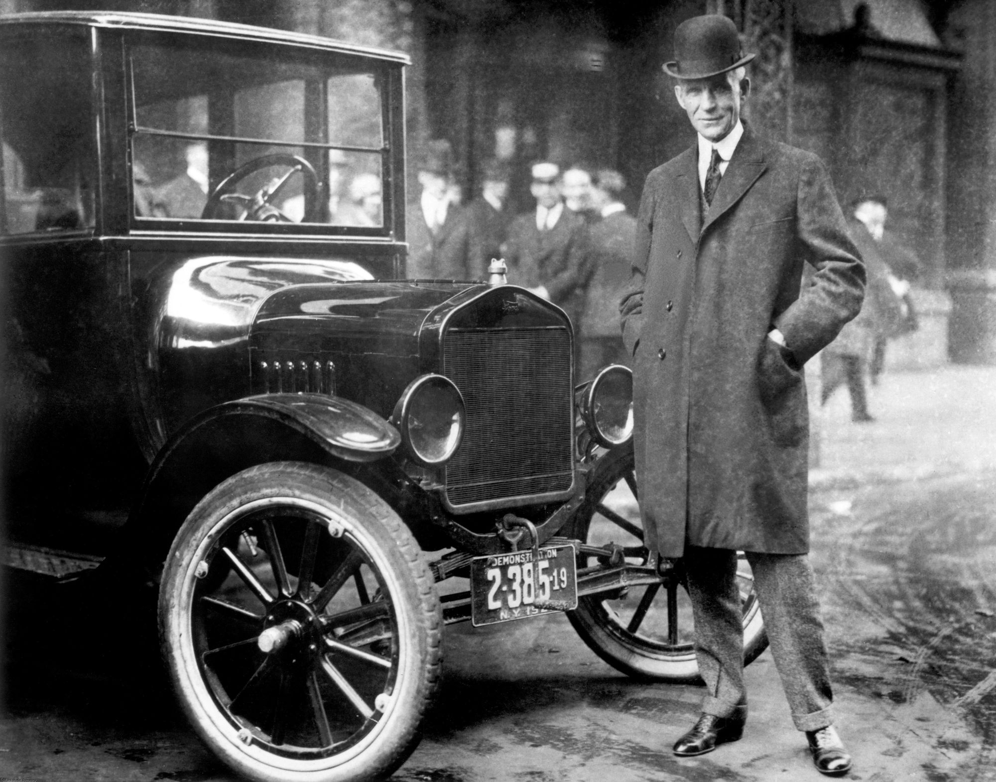 Henry Ford и Model T