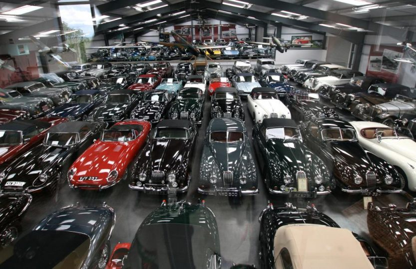 Лучшая коллекция британских автомобилей