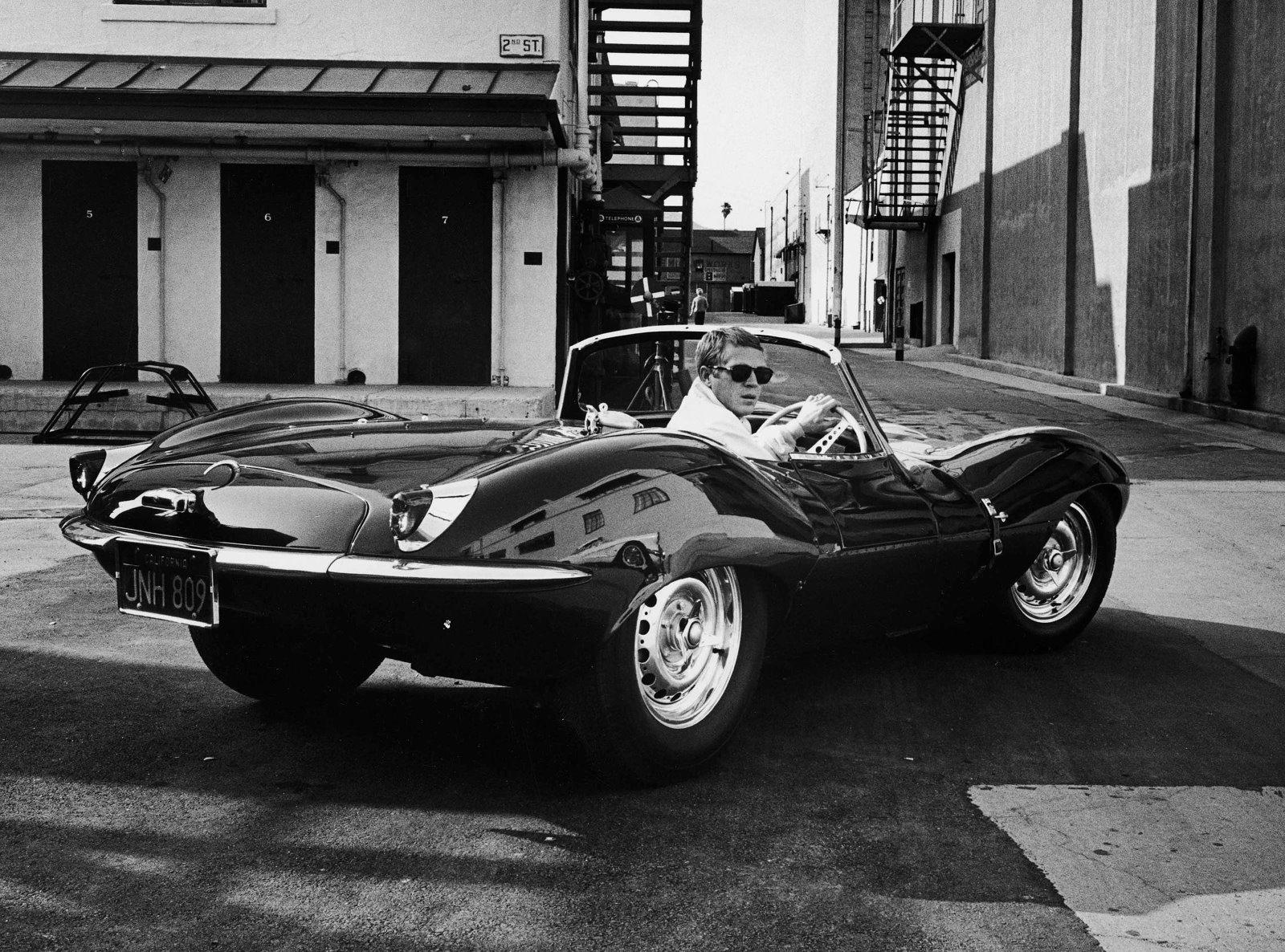 Легендарный Jaguar XKSS