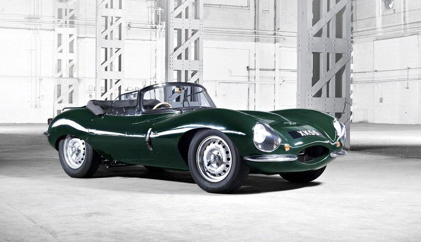 Как появилась легенда Jaguar XKSS