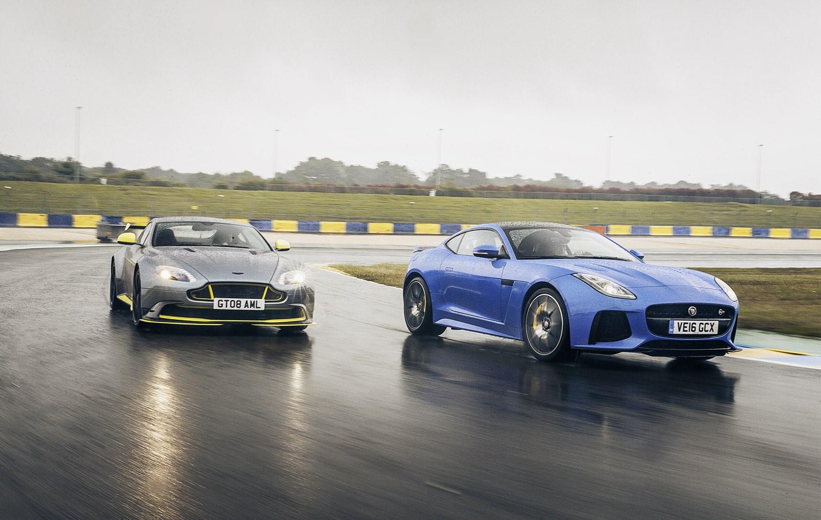 Сравнительный тест Jaguar