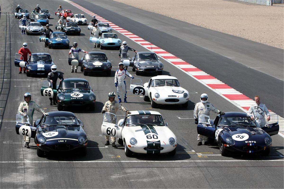 Jaguar Classic Challenge