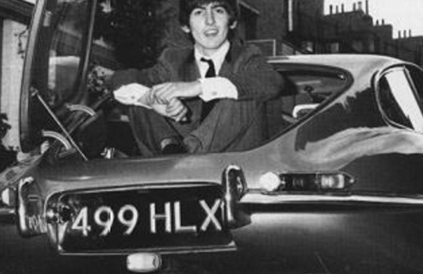 Советы Джорджа Харрисона по мытью автомобиля