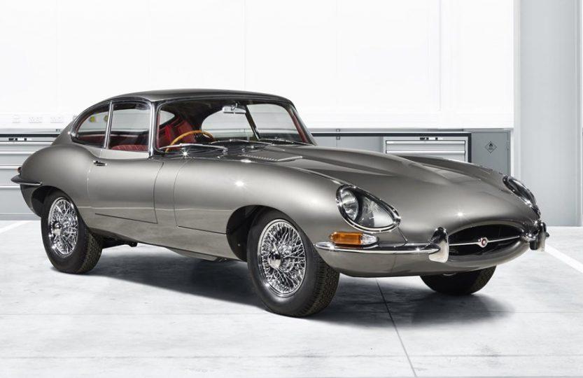Реставрация Jaguar - бизнес или искусство?