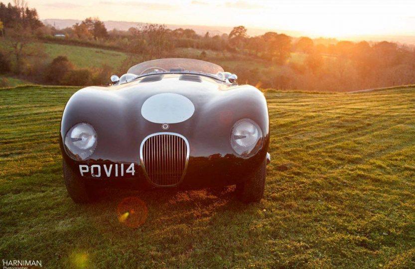 О свойствах страсти — Jaguar C-Type