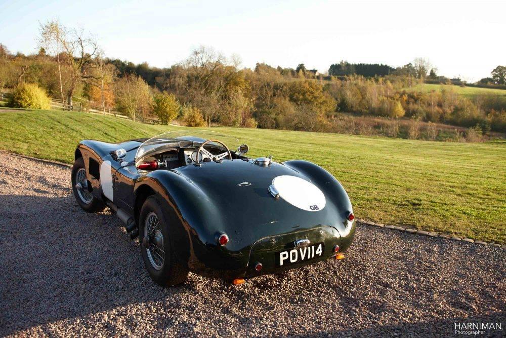 Jaguar C-Type POVII4