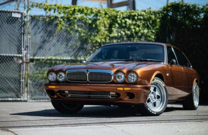 Идеальная реставрация для Jaguar