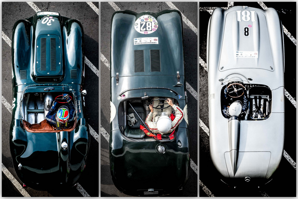 Автомобили с Mille Miglia