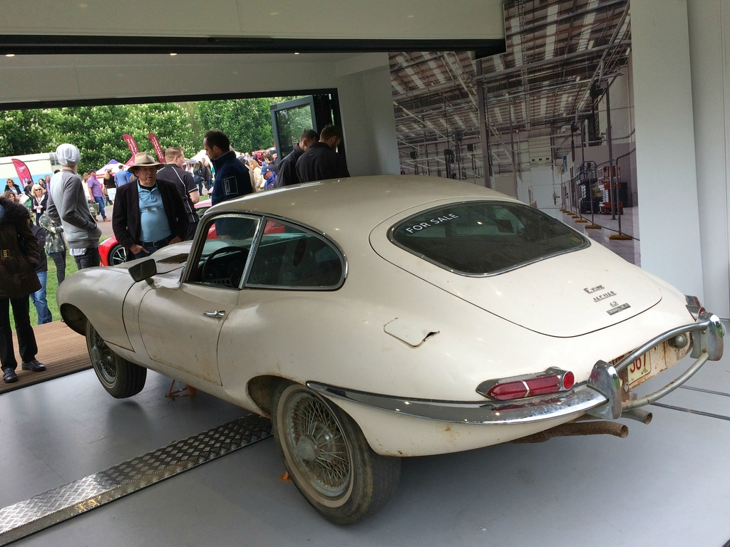 Jaguar E-Type 2017