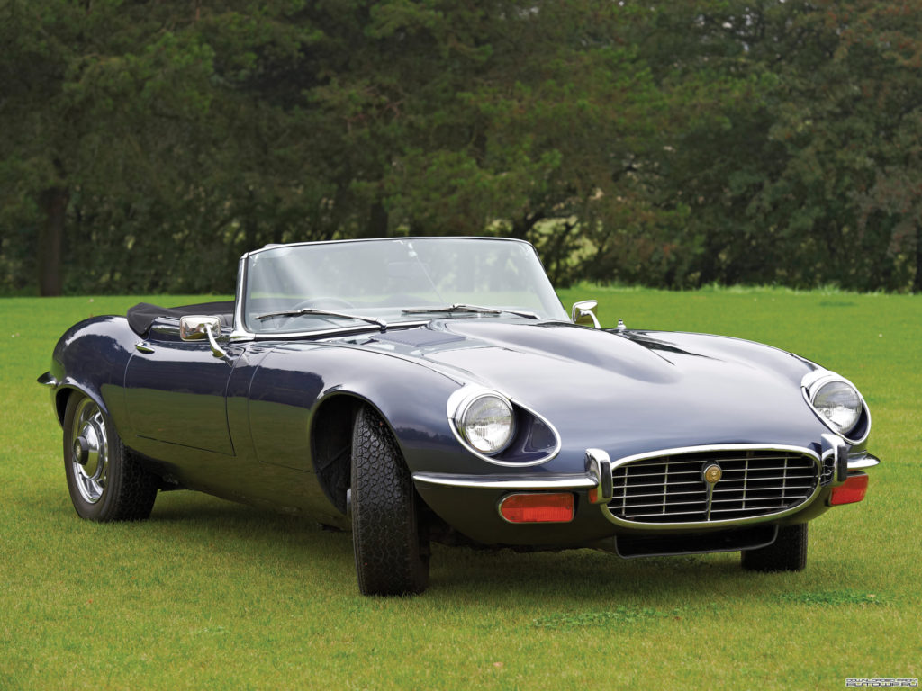 Автомобиль Jaguar XJ12