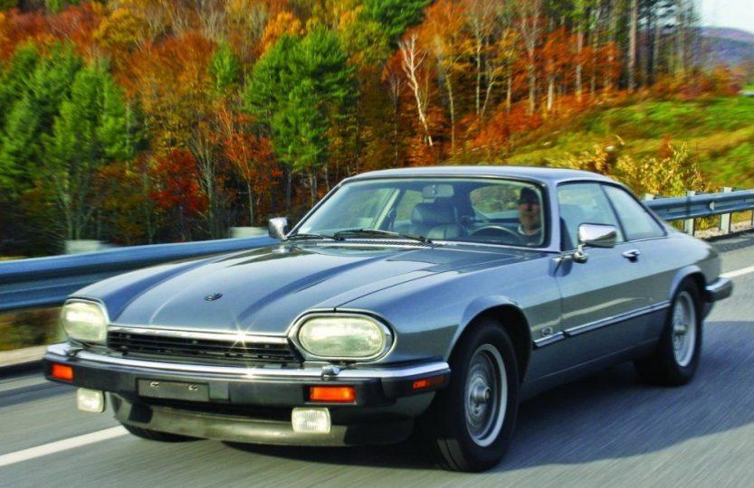 История Jaguar XJS