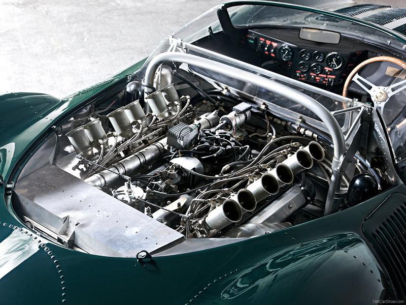 Двигатель Jaguar XJ13