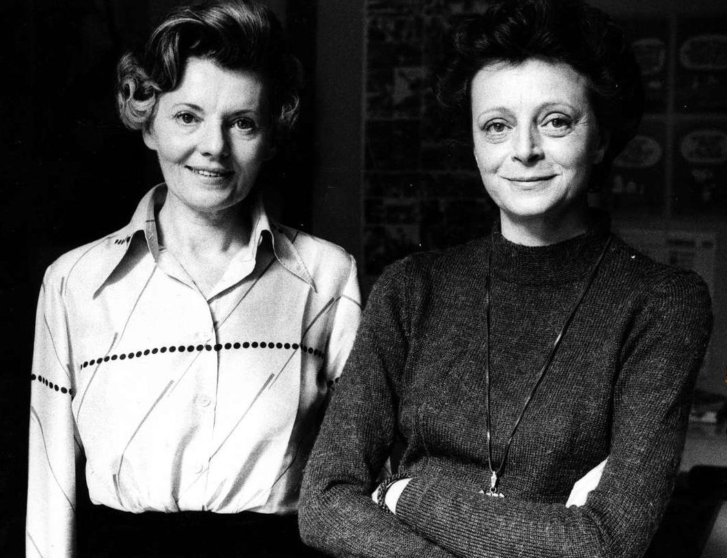 Анжела и Лучана Джуссани