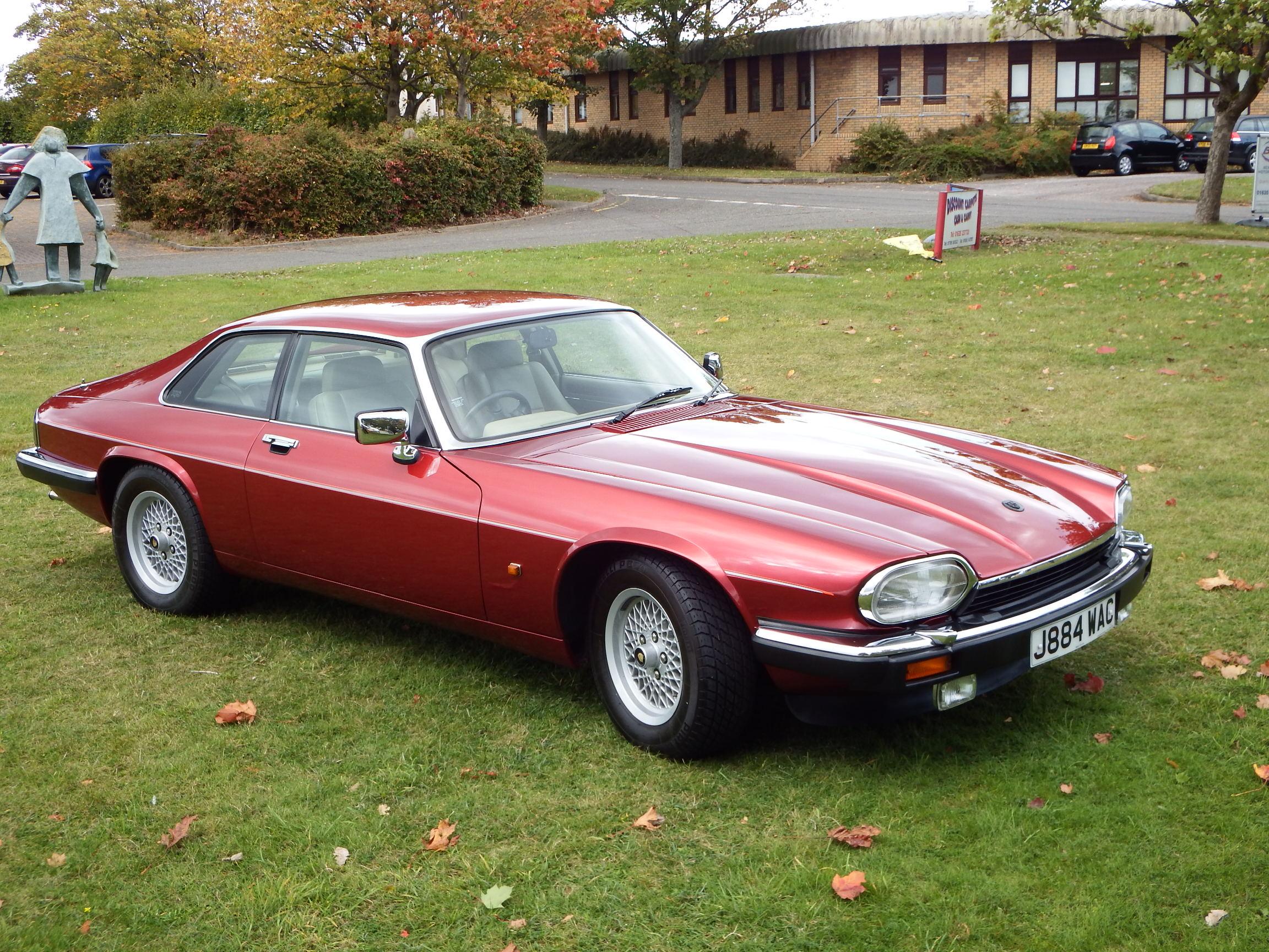 Автомобиль Jaguar XJS