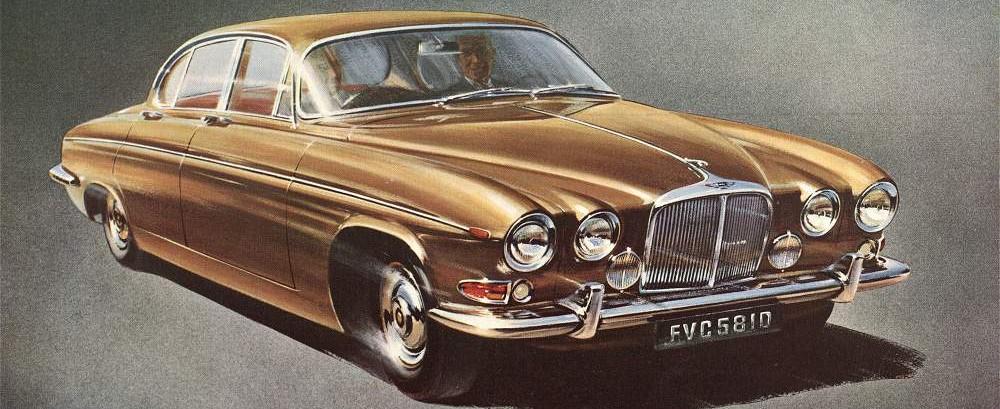 Рисунок Jaguar 420