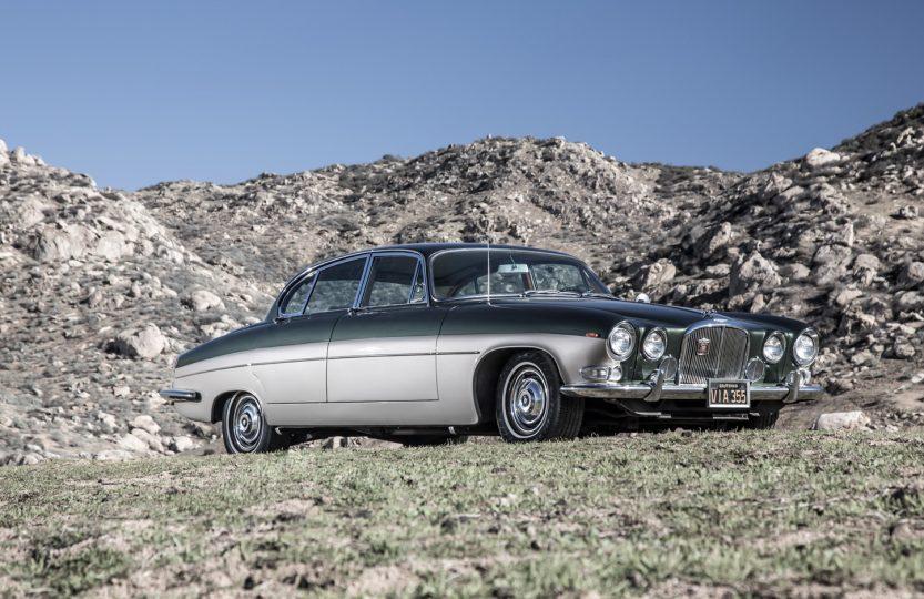 Jaguar Cars или роковые 70-ые