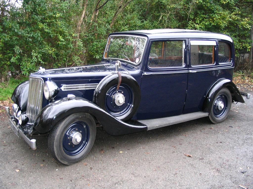 Автомобиль Armstrong-Siddeley