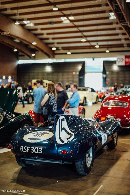 Classic Jaguar D-Type