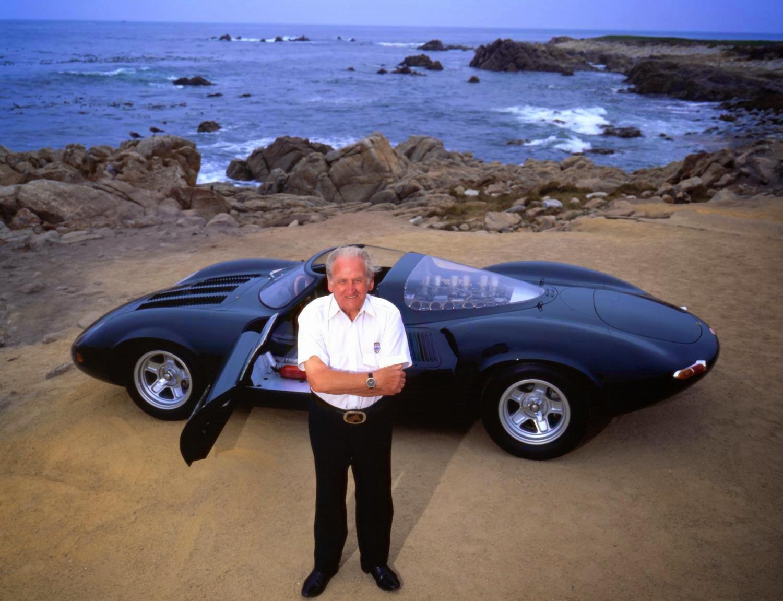 Norman Dewis и Jaguar XJ13