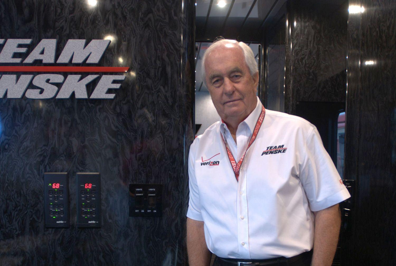 Роджер Пенске - гонщик Formula 1