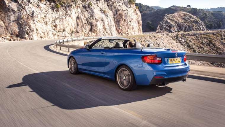 Кабриолет BMW II серии