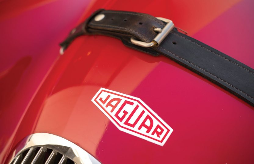 Легенды брендов - Jaguar XK120