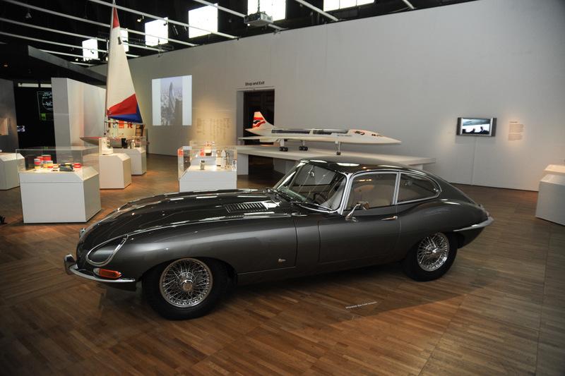 Британский дизайн классических автомобилей