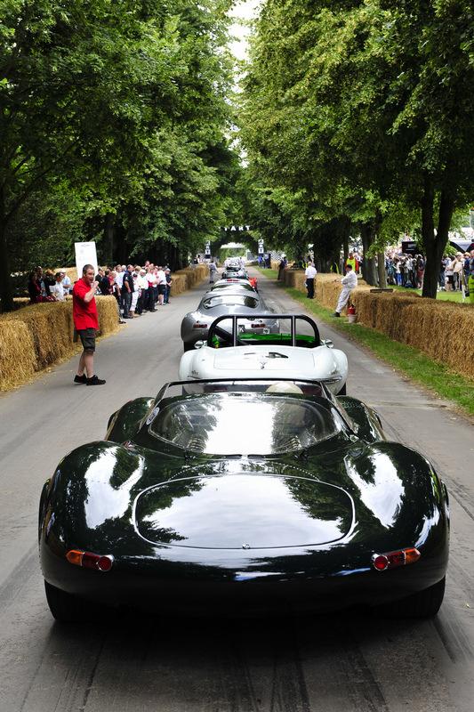 Уникальный Jaguar XJ13