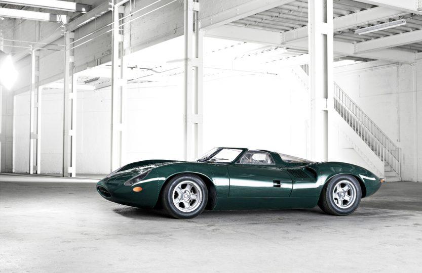 Проект Jaguar XJ13