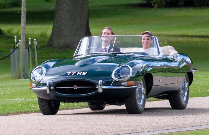 Свадебный Jaguar