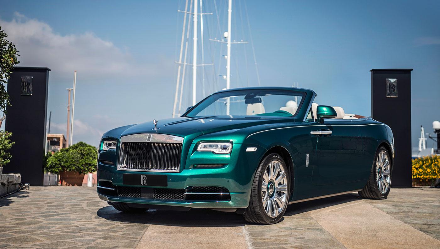 Rolls-Royce Down