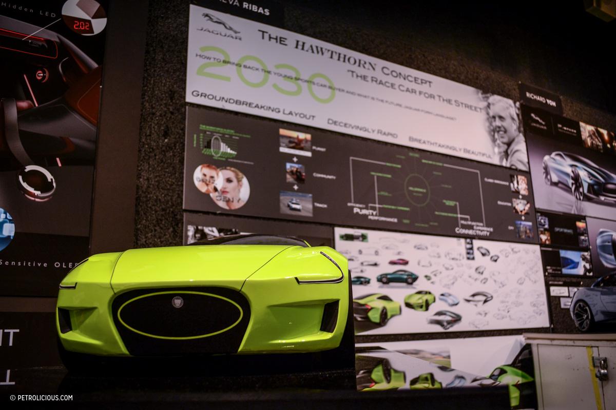 Работы по автомобильному дизайну