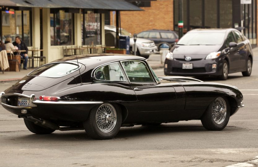 Jaguar E-Type - Бурные 60-ые и Jaguar Cars
