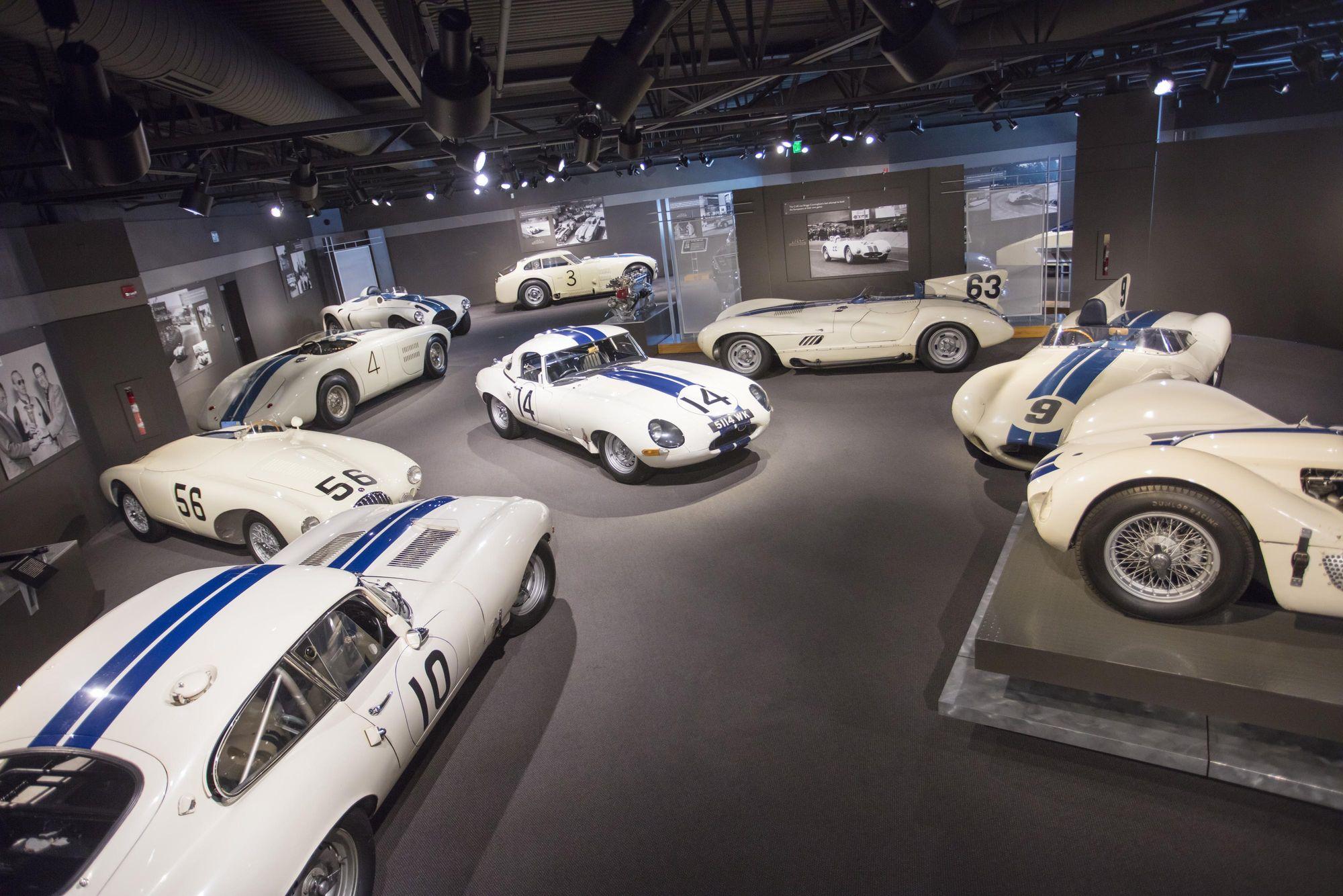 Аукцион Bonhams - Jaguar